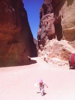 Prachtig Petra en een kleine miscalculatie. Vakantie Jordanie deel 2.