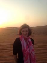Dubai #6 De woestijn in…